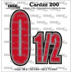 CREAlies - Cardzz - Numbers...