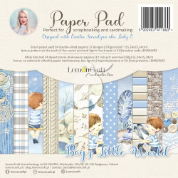 My Favorite Things - Petite Plaid - 6x6 Inch Paper Pack (EP-57)