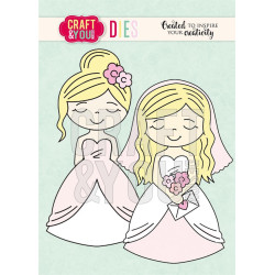 Craft & You - Bride - CW079