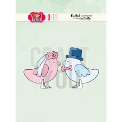 Craft & You - Wedding Birds...