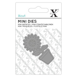 Xcut - Mini Die - Flower...