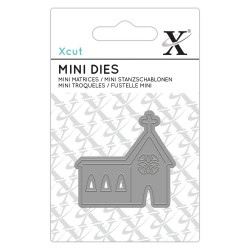 Xcut - Mini Die - Church -...