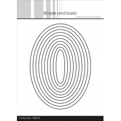 Simple And Basic - Ovals -...