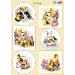 Marianne Design - Ducklings...