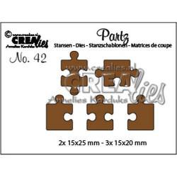 CREAlies - Partz No. 42 -...