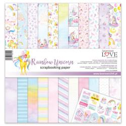 Joy - Papirblok A4 - Vintage Babygirl - 6011/0606
