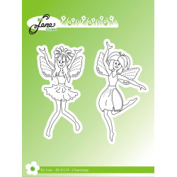 Studio Light - Stempel A6 - Create Happiness
