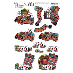 Yvon's Art - Casino - CD11506
