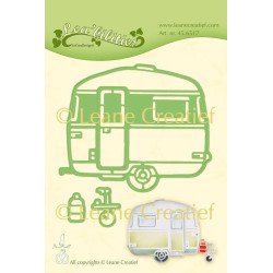 Marianne Design - Craftables - Marleen's Greenery - CR1464
