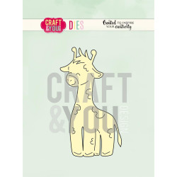 Craft & You - Giraffe - CW086