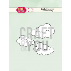 Craft & You - Clouds - CW087