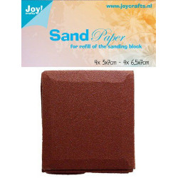 Joy! - Sandpaper Refill For...
