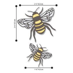Sizzix - Thinlits Die - Bee...