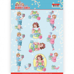 Reprint - Paperpack 30.5x30.5 - I Do Vintage Collection - CRP002