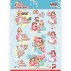 Reprint - Paperpack 15.2x15.2 - I Do Vintage Collection - RPP012