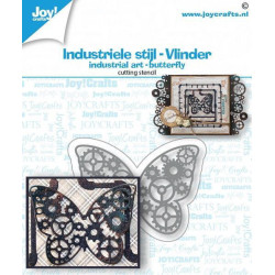 Joy! - Industrial Butterfly...