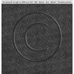 Kaisercraft Die - Sari Texture