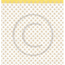 Card Deco Essentials - Emalje Dots - Lilla