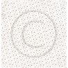 Card Deco Essentials - Enamel Dots Pearl Bordeaux
