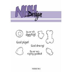NHH Design - Die - Indbydelse - NHHD804