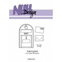 NHH Design - Die - Menu - NHHD806