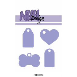 NHH Design - Tags - NHHD852