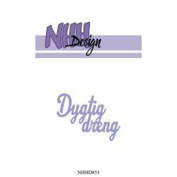 NHH Design - Dygtig Dreng -...