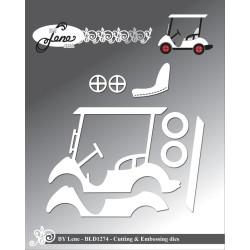 By Lene - Golf Cart - BLD1274