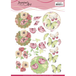 Reprint - Paperpack 15.2x15.2 - Vintage Basic Collection - Lines - RPP016