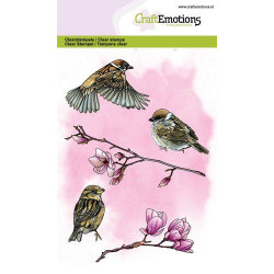 Xcut - Mini Die - Dinky Die - Hummingbird