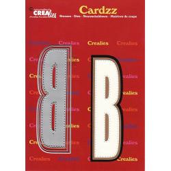 CREAlies - Cardzz Letters -...