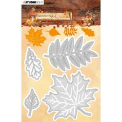 Card Deco Essentials - Glitter Paper - Bordeaux