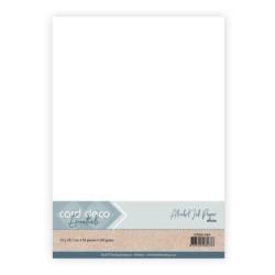 Card Deco Essentials - Alcohol Ink Paper - White