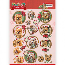 Amy Design - Christmas Pets...