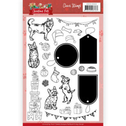 Amy Design - Clear Stamp -...
