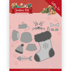 Precious Marieke - Clear Stamp - Warm Christmas Feelings