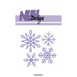 NHH Design - Snowflakes -...