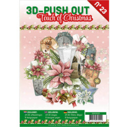3D Push Out Book - Touch Of...
