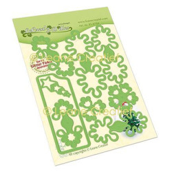 Joy Stempel - Round Flowers - 6410/0355