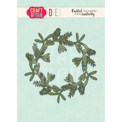 Craft & You - Mixed Wreath...