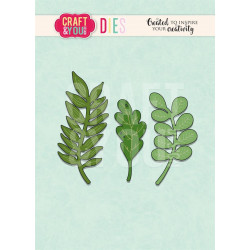 Craft & You - Dried Leaves...
