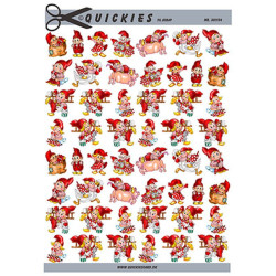 Quickies - Til Scrap - 301154