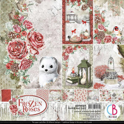 Paper Favourites - Paper Pack 15x15 - Music Papers - PF104