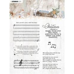 Craft & You - Papirblok 15.2x15.2 - North Wind - CPB-NW15