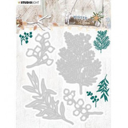 Craft & You - Scrapbooking Ark - North Wind - CP-NW01