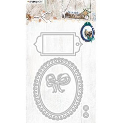 Craft & You - Scrapbooking Ark - North Wind - CP-NW09