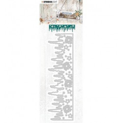Craft & You - Papirblok 30.5x30.5 - Christmas Vibes - CPS-CV30