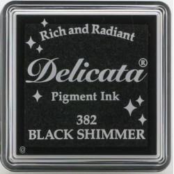 Delicata - Black Shimmer -...