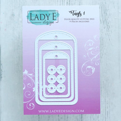 Lady E Design - Tags 1