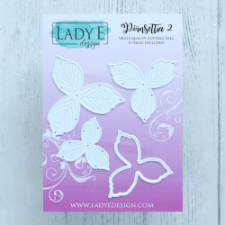 Lady E Design - Poinsettia 2